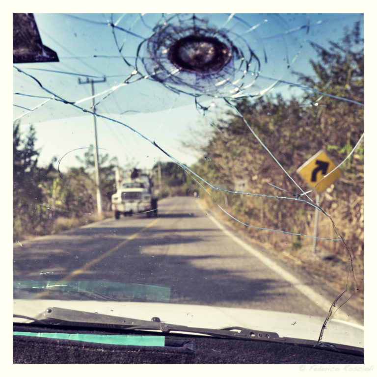 Chiapas, Mexico. February 13, 2015.